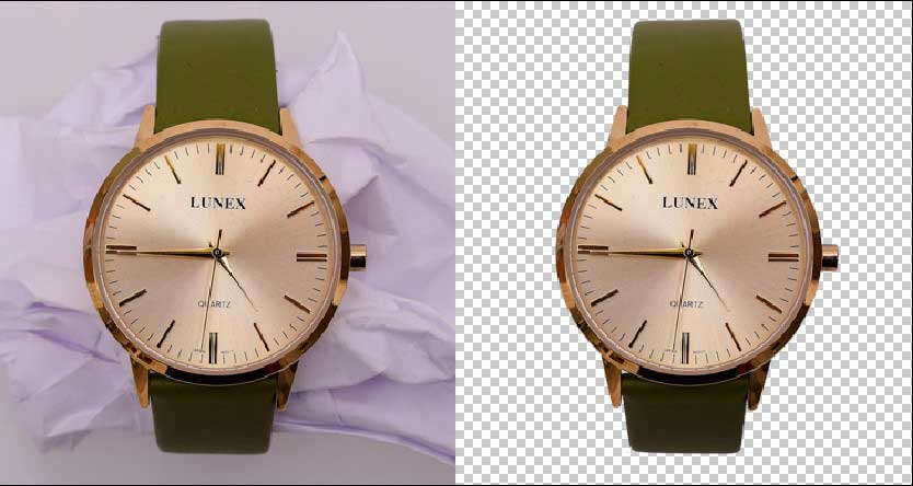 Background Removal Service Simple