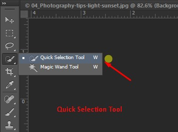 Quick Selection Tool-Clipping Path EU